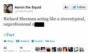 Sherman Tweet2