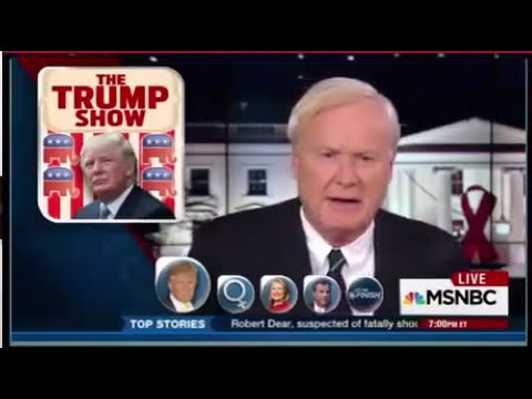 chris matthews trump
