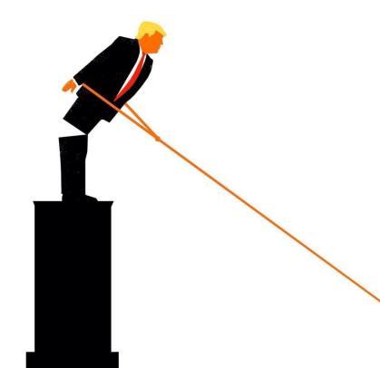 trump monument